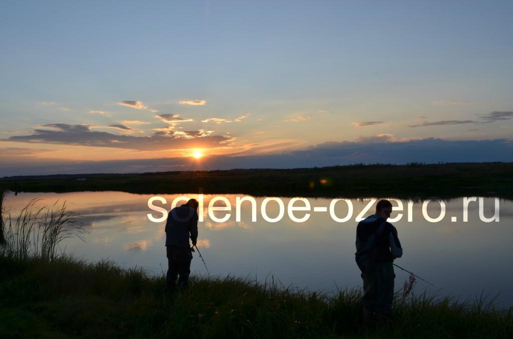 рыбалка баево озеро